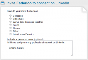 [Guida a Linkedin] aggiungere contatti alla rete