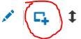 linkedin add content profile icons
