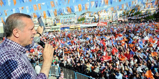 gezi e la comunicazione di erdogan