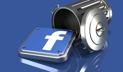 Delete Social Account